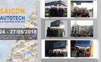 VIMET Tham gia Triển lãm Saigon Autotech 2018