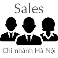 Nhân viên kinh doanh chi nhánh Hà nội