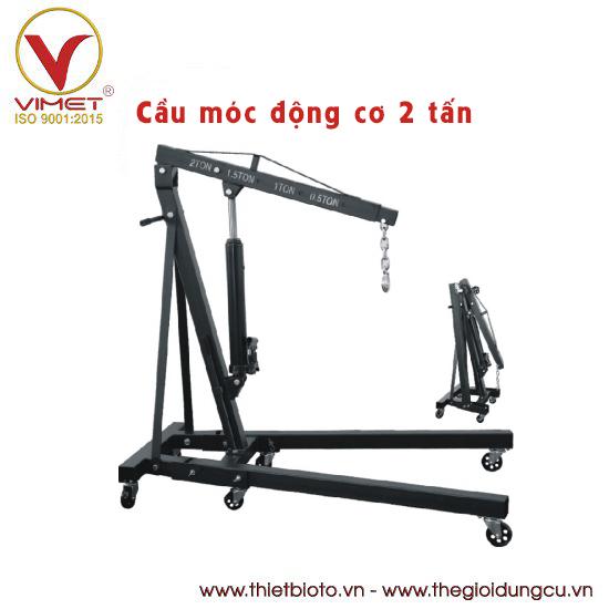 Cầu móc động cơ 2 tấn VIMET MDC23902