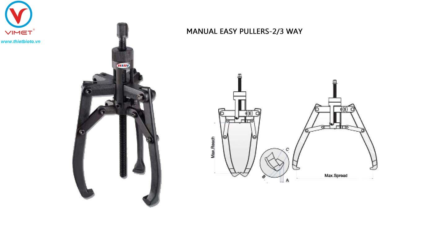 Cảo cơ khí 2/3 trấu HIDI HDPM55