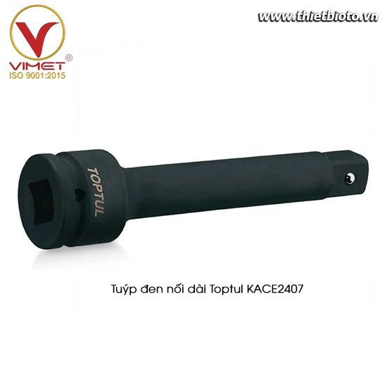 Tuýp đen nối dài Toptul KACE2407