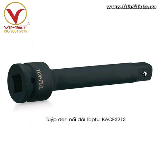 Tuýp đen nối dài Toptul KACE3213