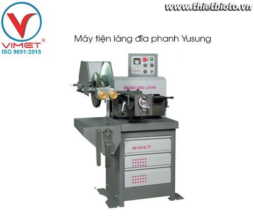 Máy tiện láng đĩa phanh Yusung GNS-9000LD