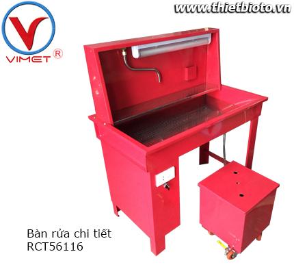 Bàn rửa chi tiết RCT56116