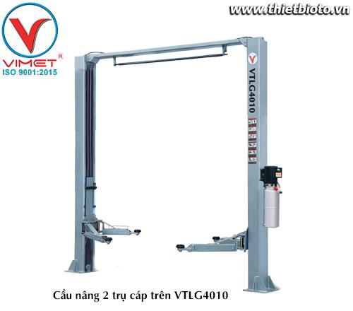 Cầu nâng 2 trụ cáp trên VTLG4010