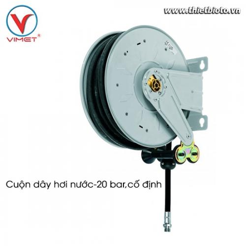 Cuộn dây hơi nước-20 bar,cố định Raasm 8330.101