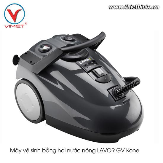 Máy vệ sinh bằng hơi nước nóng LAVOR GV Kone