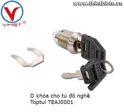 Ổ khóa cho tủ đồ nghề Toptul TEAJ0001