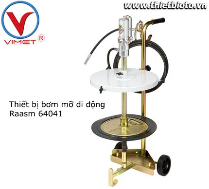 Thiết bị bơm mỡ di động Raasm 64041