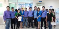 Khám sức khỏe định kỳ - Hoạt động thường niên tại Công ty CPKT Thiết BỊ Việt Mỹ