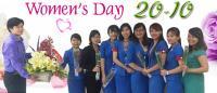 Chúc mừng ngày phụ nữ 20-10